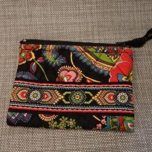 Vera Bradley change wallet